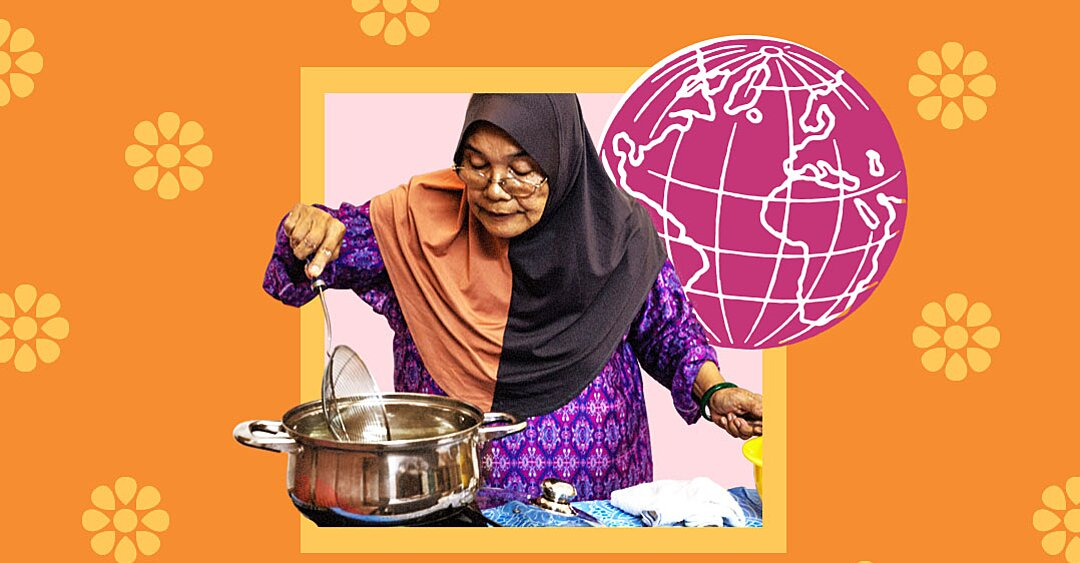 5 Things I Learned From 14 Different Grandmas From All Over the World