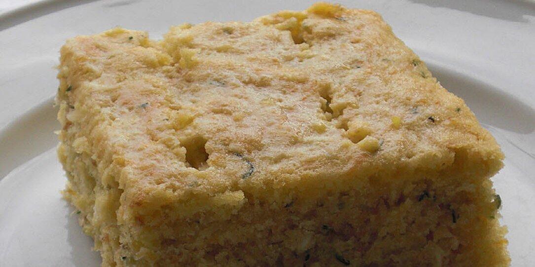 sheet pan zucchini carrot cake recipe