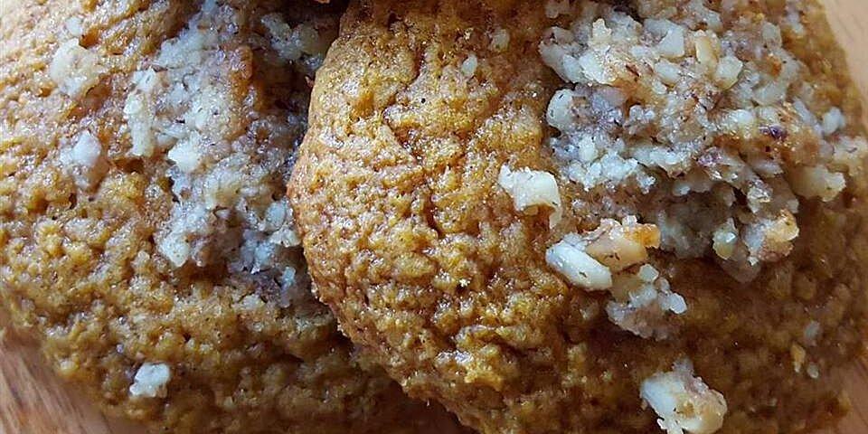 pumpkin thumbprint cookies recipe