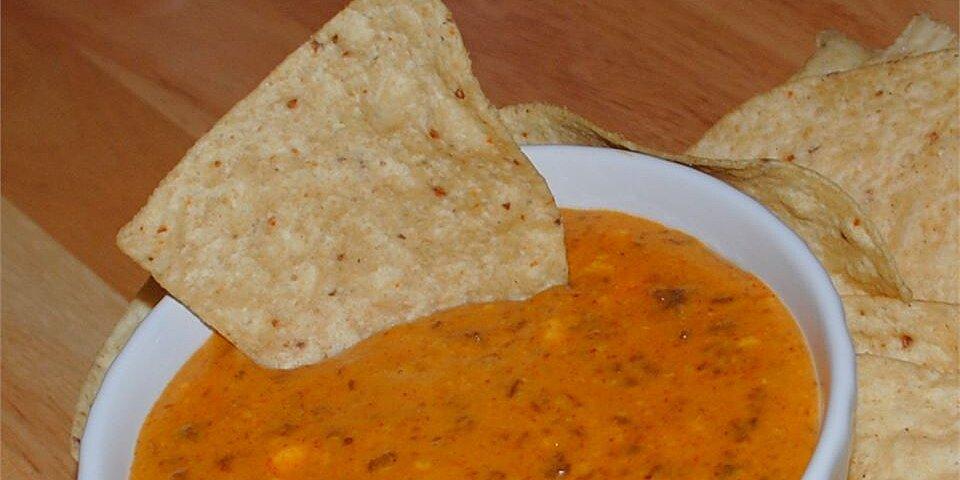 chili con queso dip ii recipe