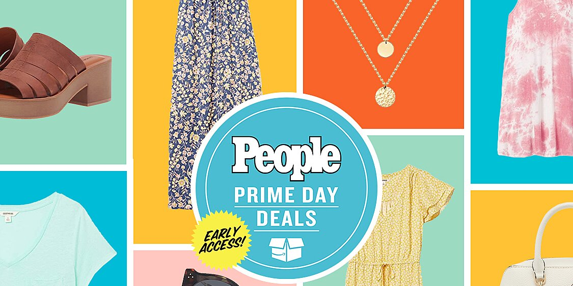 The 20 Best Early Prime Day Clothing, Shoe, and Accessory Deals to Shop Right Now
