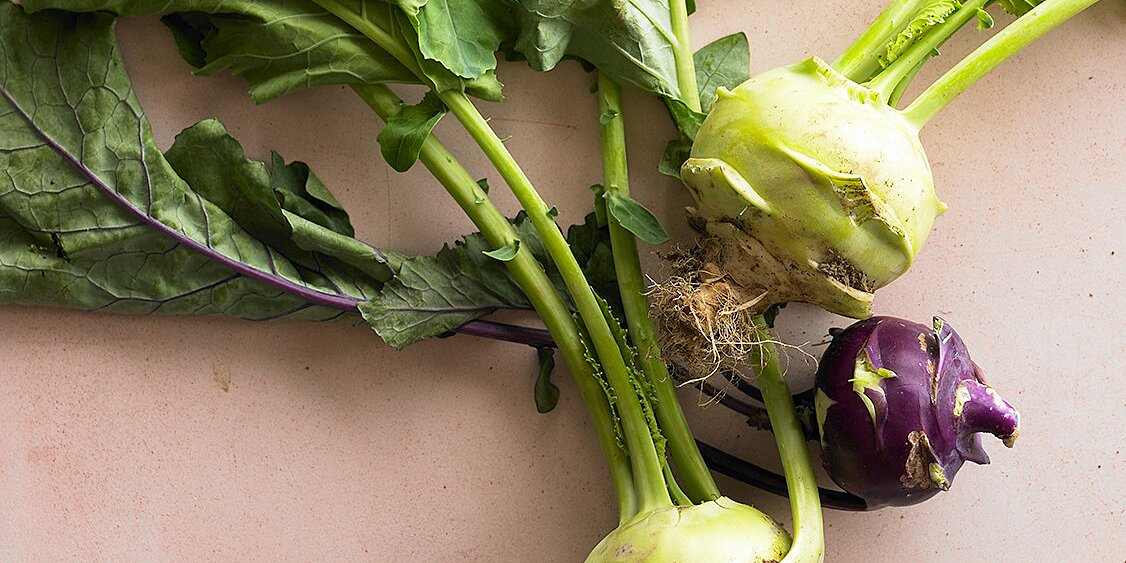10 Delicious Ideas For Cooking With Kohlrabi Martha Stewart