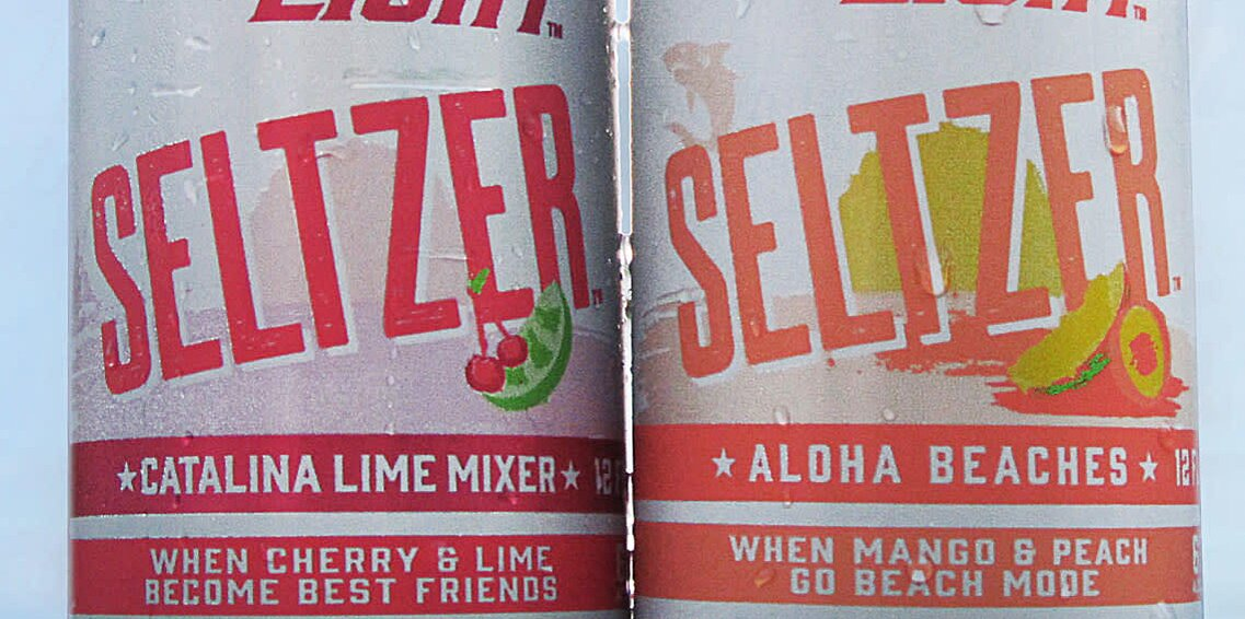 natty light launches a line of spiked seltzers