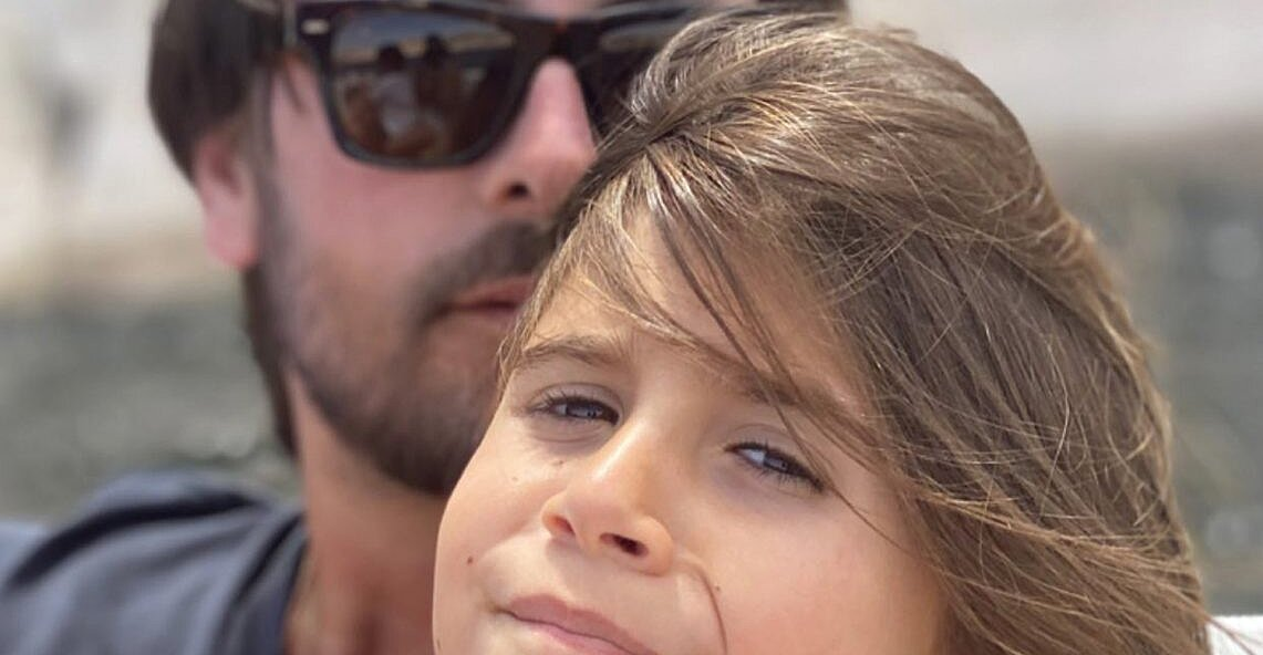 Scott Disick Posts Photo with Daughter Penelope as He Turns 37: 'My Little Girl'
