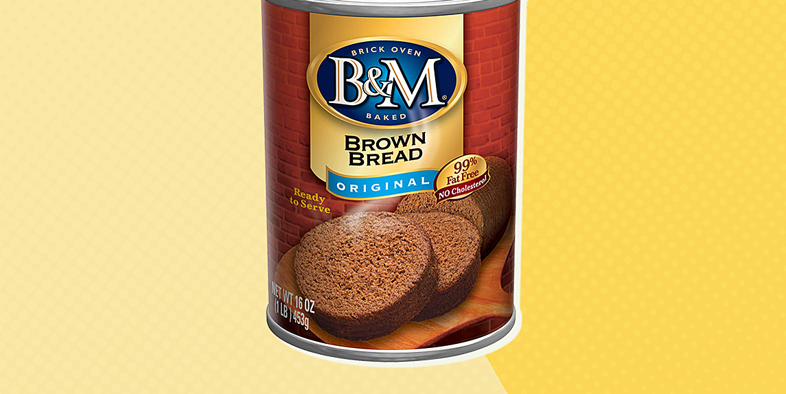 what is canned bread