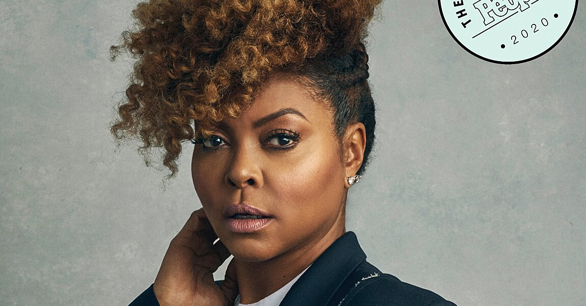 Empire's Taraji P. Henson: The Most Beautiful Thing to Me Now Is Being at Home