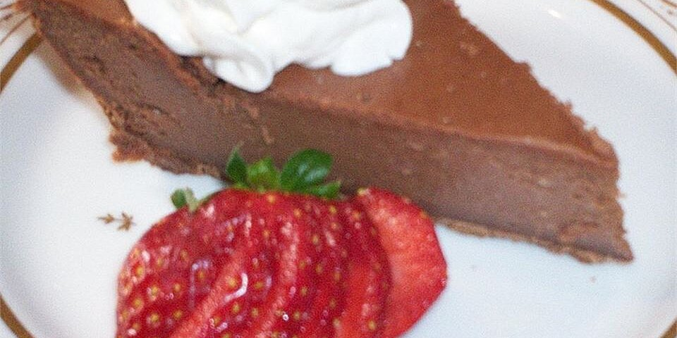 chocolate lovers cheesecake recipe