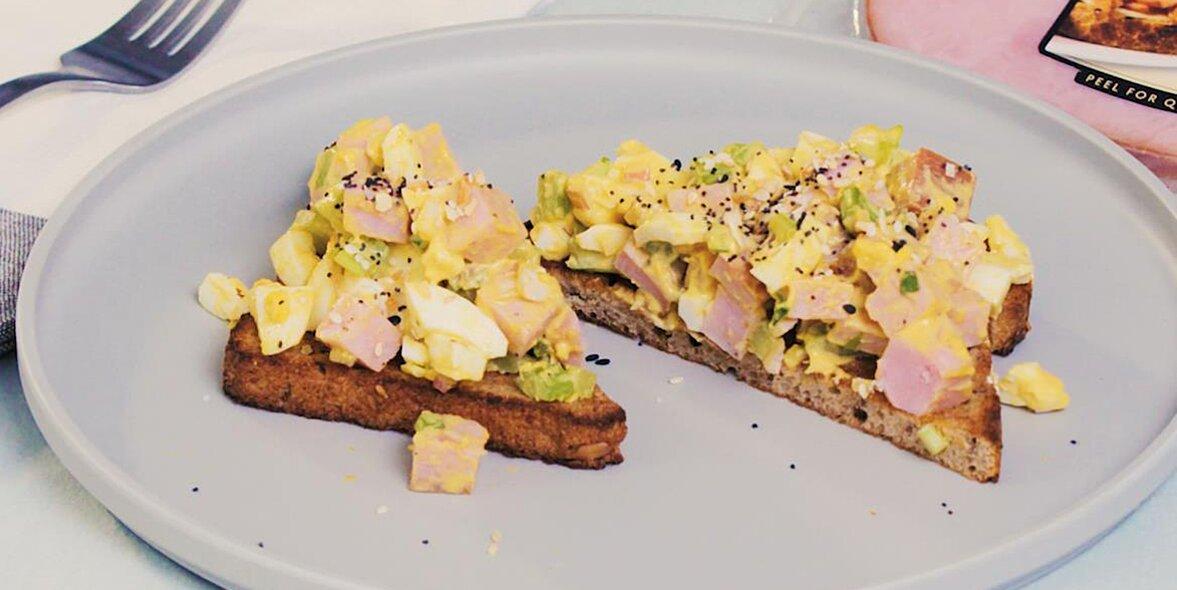 ham egg salad