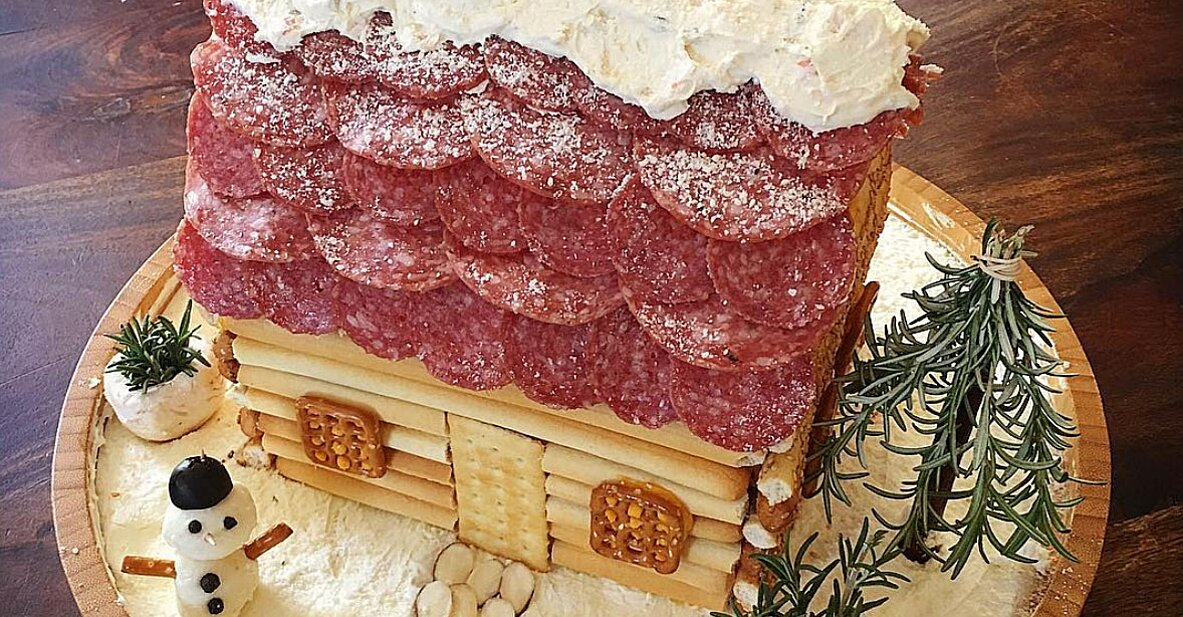 Holiday Trend Alert: Charcuterie Houses