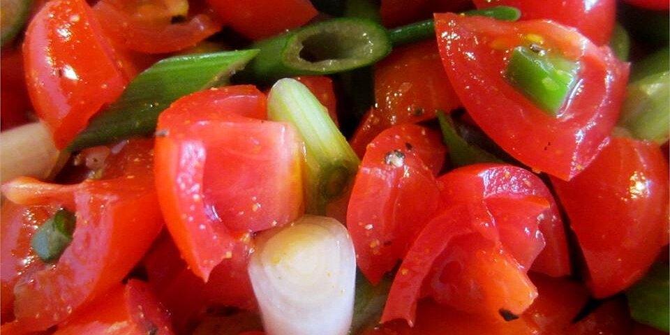 fresh mild salsa recipe