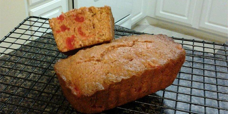 maraschino cherry nut bread recipe
