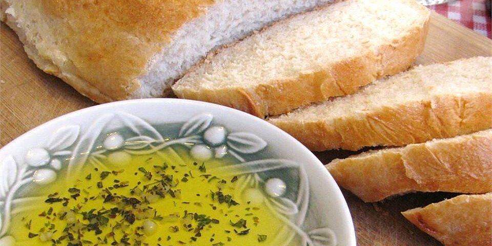 bread dipping oil recipe