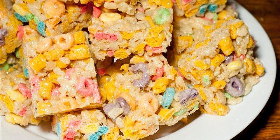 bake sale marshmallow treats recipe