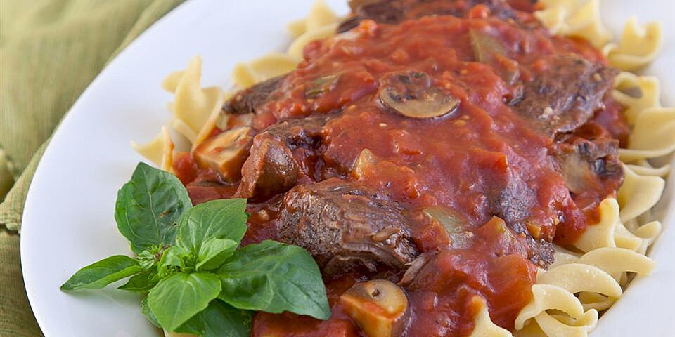 melt in your mouth beef cacciatore recipe