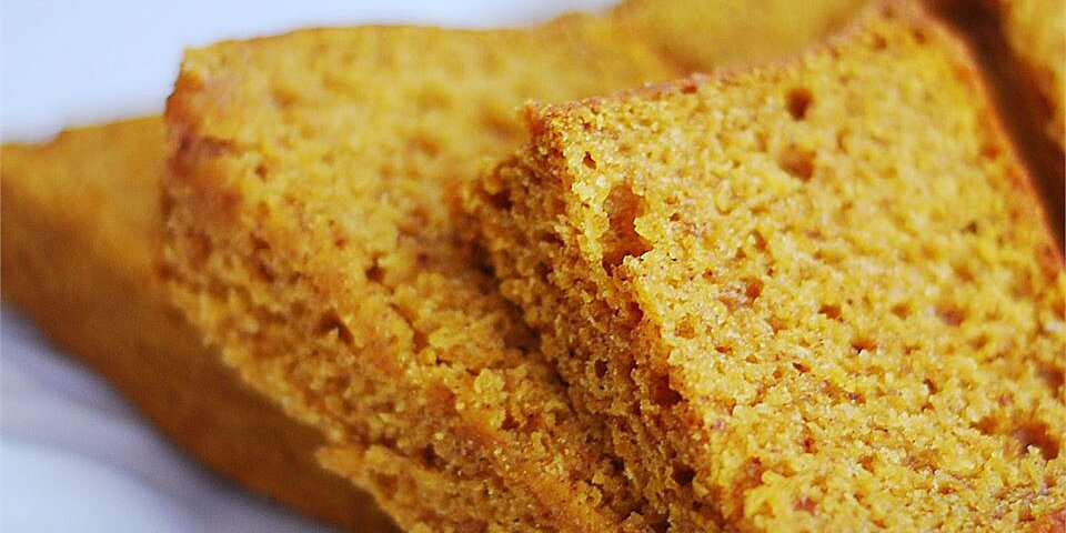 pumpkin gingerbread recipe