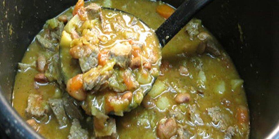 new mexico green chile brisket stew recipe