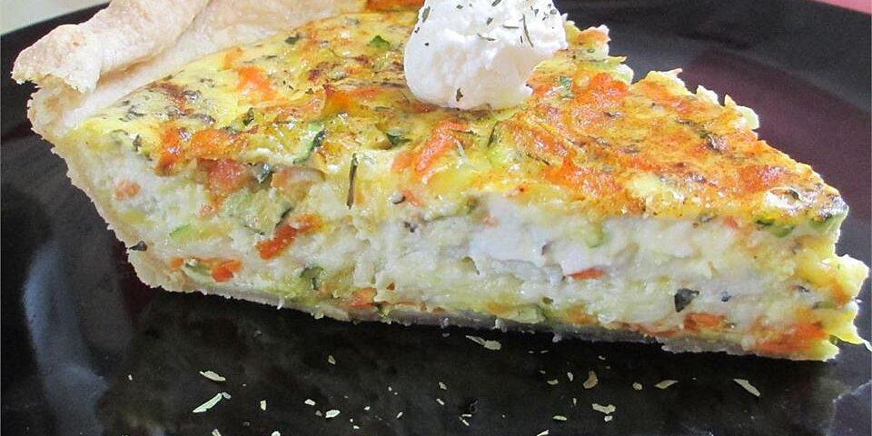 nanas zucchini quiche recipe