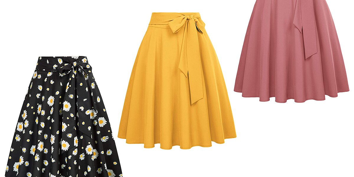 Shoppers Say This $35 Skirt Is 'Everything' They Ever Wanted