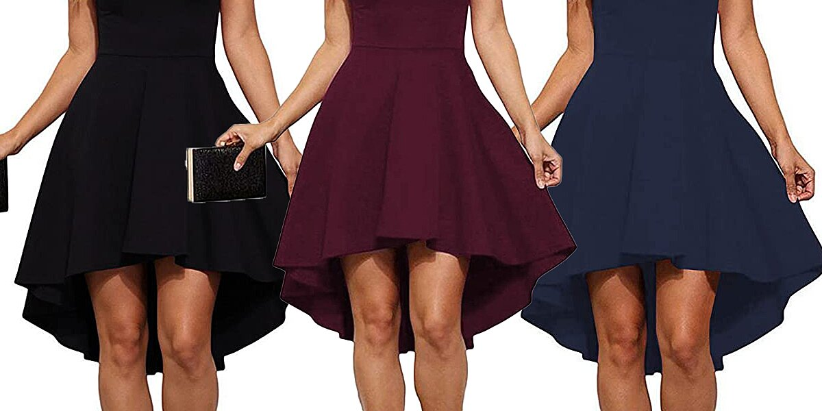 This $36 Dress 'Fits-Like-a-Glove' and Is Perfect for Fall Weddings, According to Shoppers