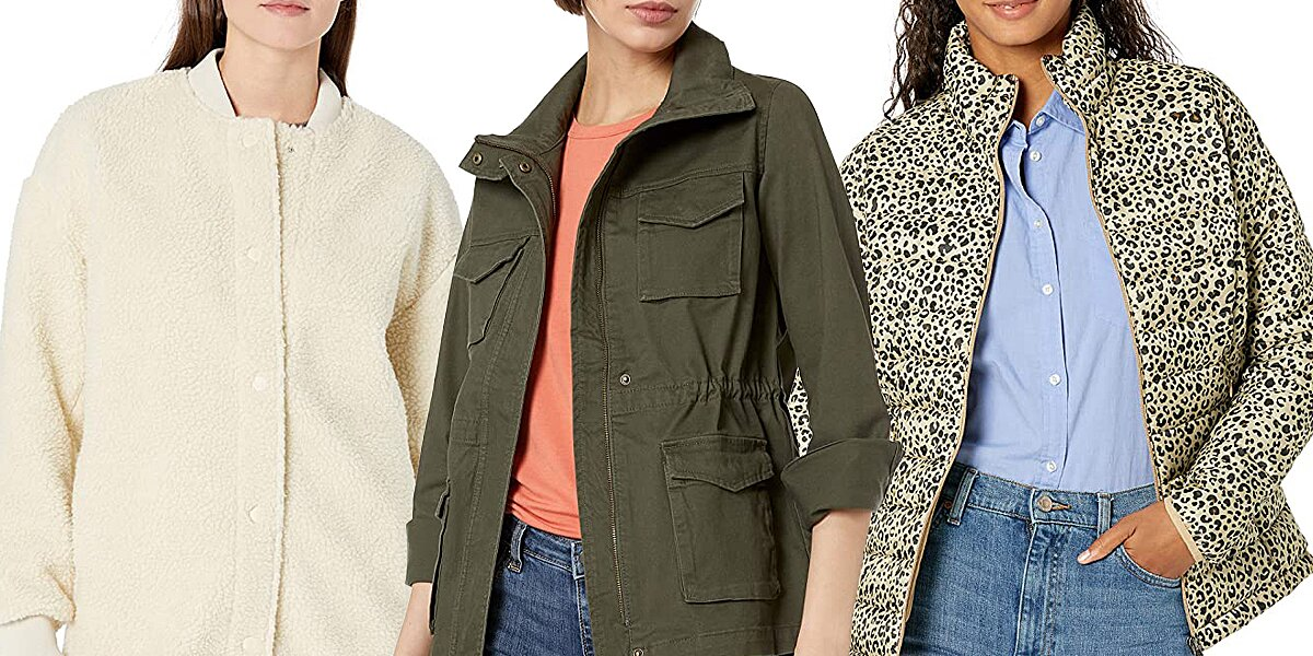 Amazon Has Hundreds of Cute Fall Jackets for Under $50 — Here Are the 5 Best