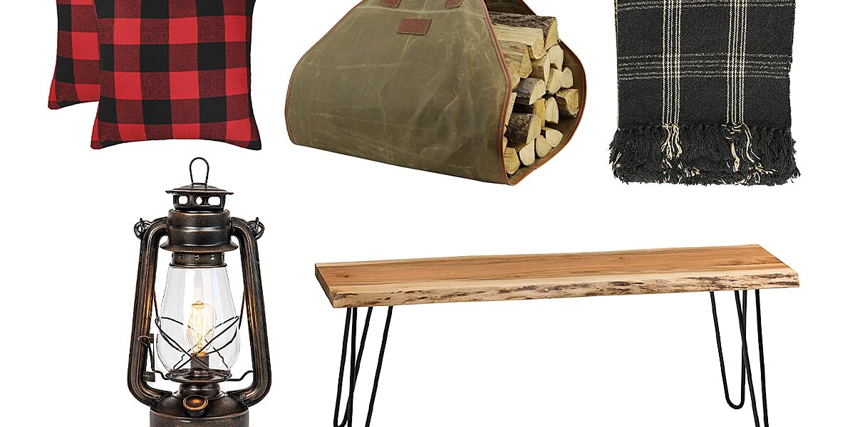 This Hidden Amazon Section Is Packed with Rustic Decor That Will Turn Your Home Into a Cozy Cabin/
