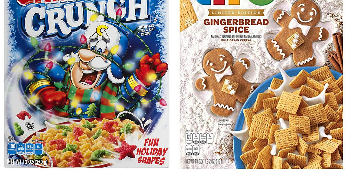 christmas capn crunch and gingerbread spice life return to