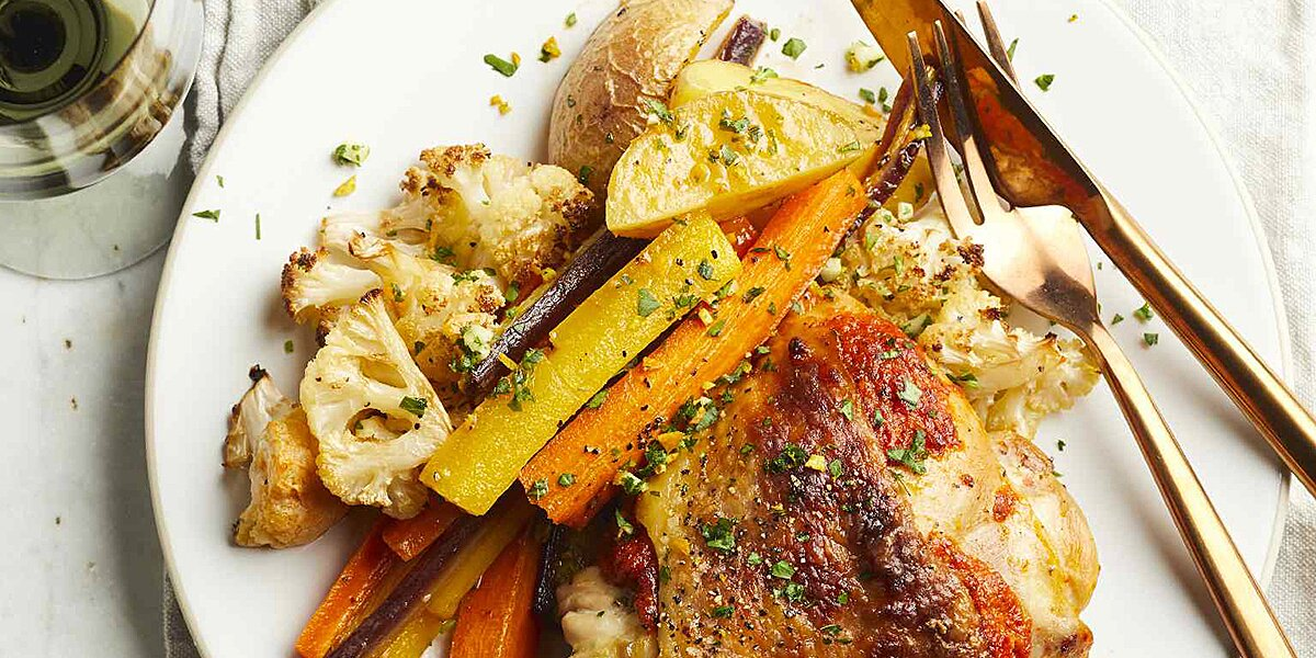 all about cooking chicken