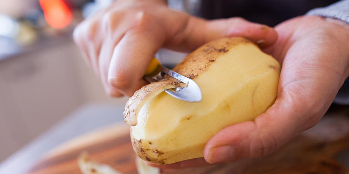 hate peeling vegetables you may have the wrong peeler