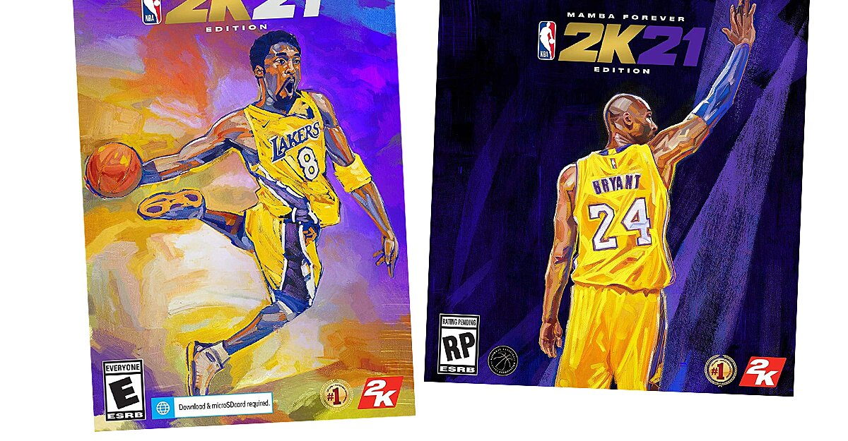 Nba 2k21 Mamba Forever Edition With Kobe Bryant Is Back In Stock People Com