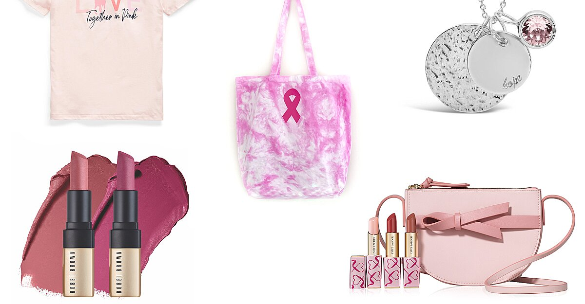 Products That Are Giving Back in a Major Way for Breast Cancer Awareness Month