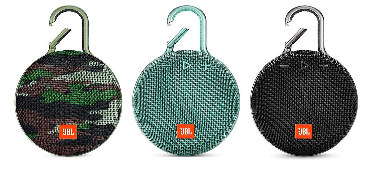 Amazon's Best-Selling JBL Bluetooth Speaker Is Over 40% Off Right Now