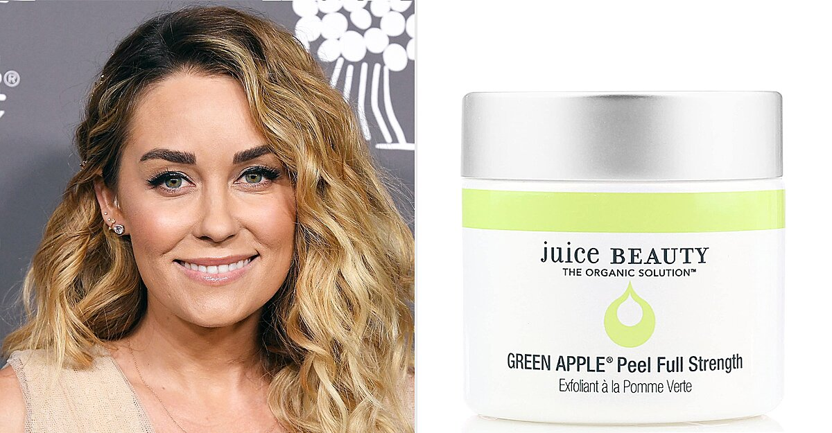 Lauren Conrad Called This Exfoliating Face Mask One of Her Favorite Things (and It's on Amazon)
