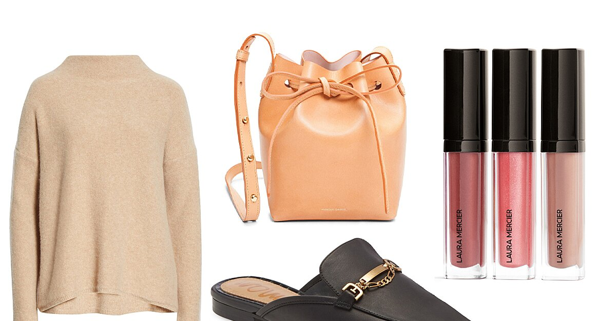 nordstrom fashion gifts sale collage tout