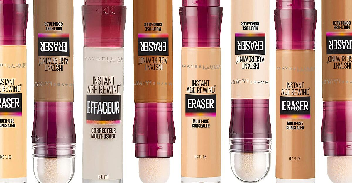 Amazon Shoppers Say This Popular $8 Maybelline Concealer Helps Diminish Dark Circles Completely