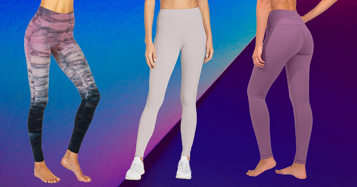 The Best Yoga Pants that Aren't Lululemon