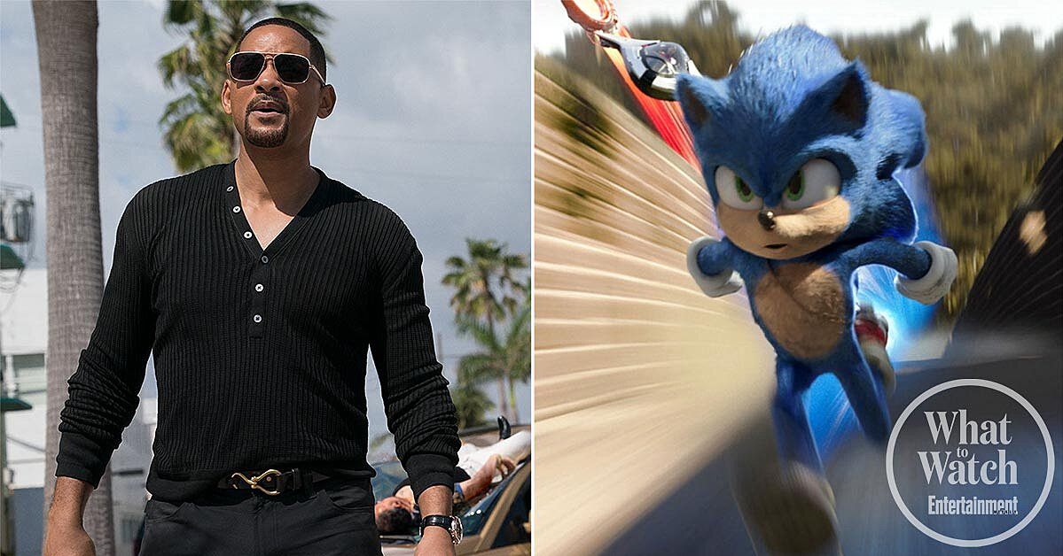 Bad Boys For Life Sonic The Hedgehog On Vod What To Watch On Tuesday Ew Com