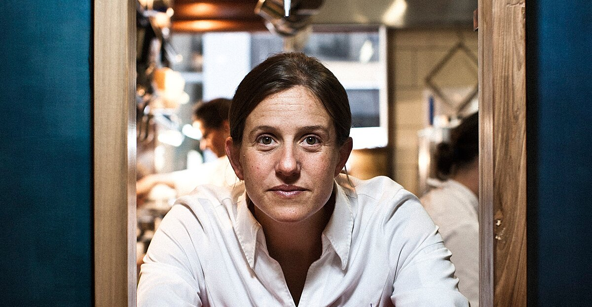 Chef's Table Star Adeline Grattard Comes to Chefs Club NY