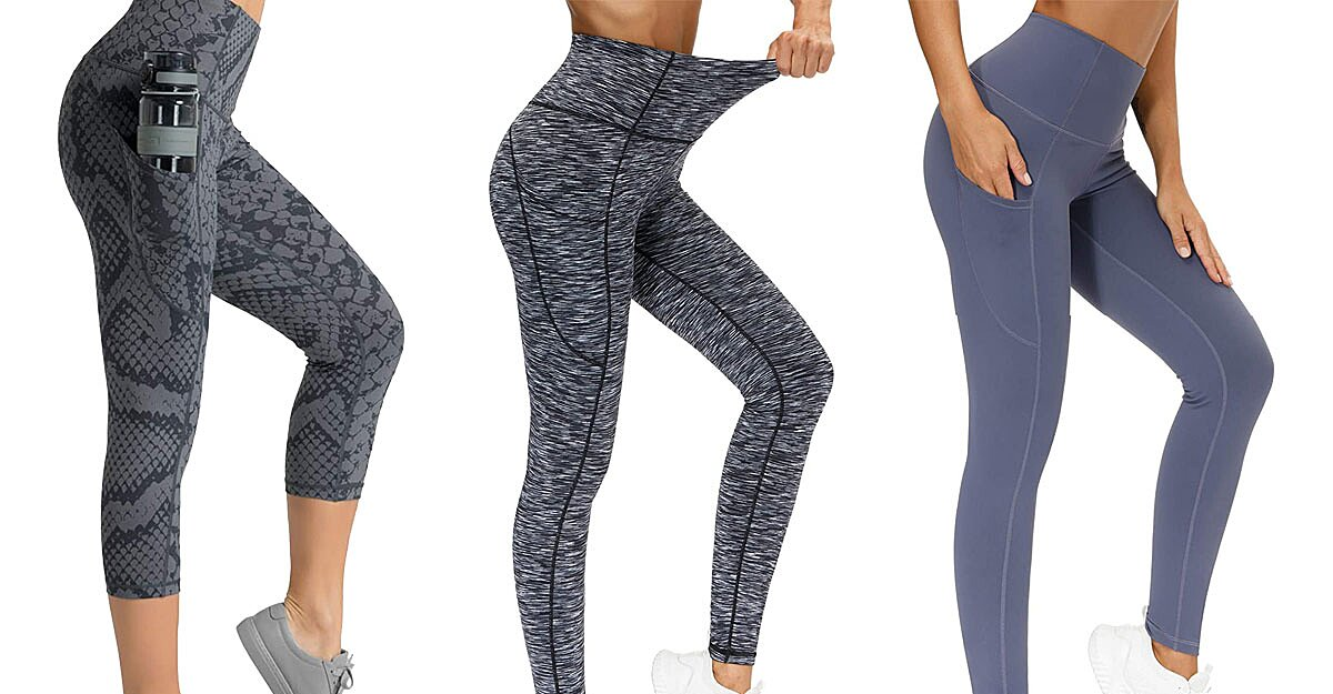 Photo of Shoppers Say These $28 Yoga Pants Are 'Better Than Lululemon' — and They're Available on …