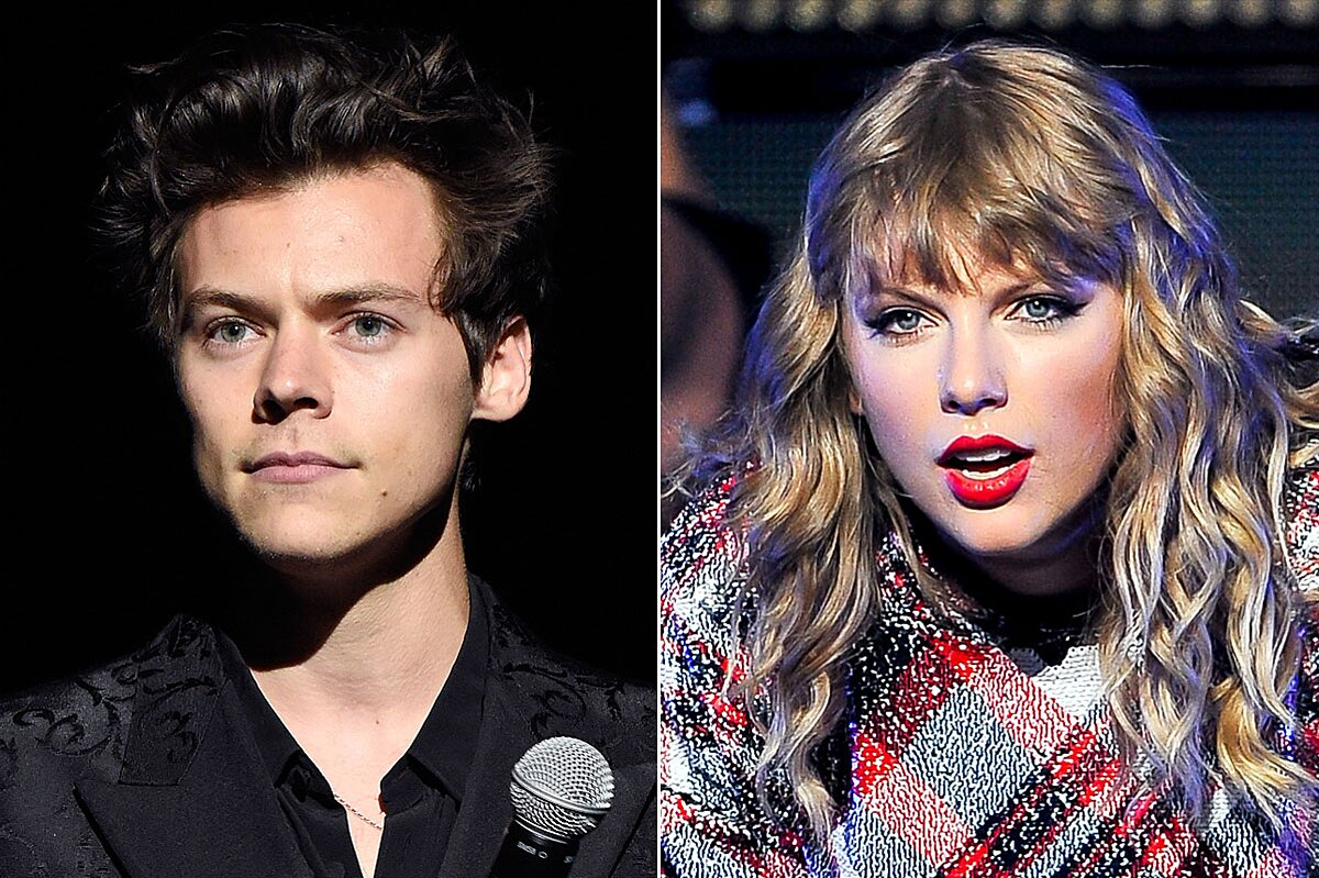 Harry Styles References Ex Taylor Swift S Hit 22 During Concert People Com