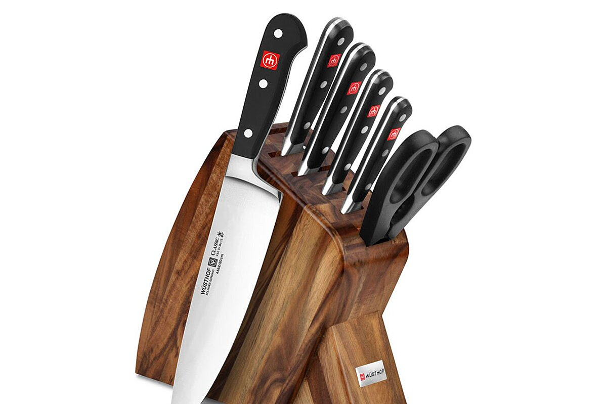 9 Best Knife Sets On Amazon According To Customer Reviews Food Wine