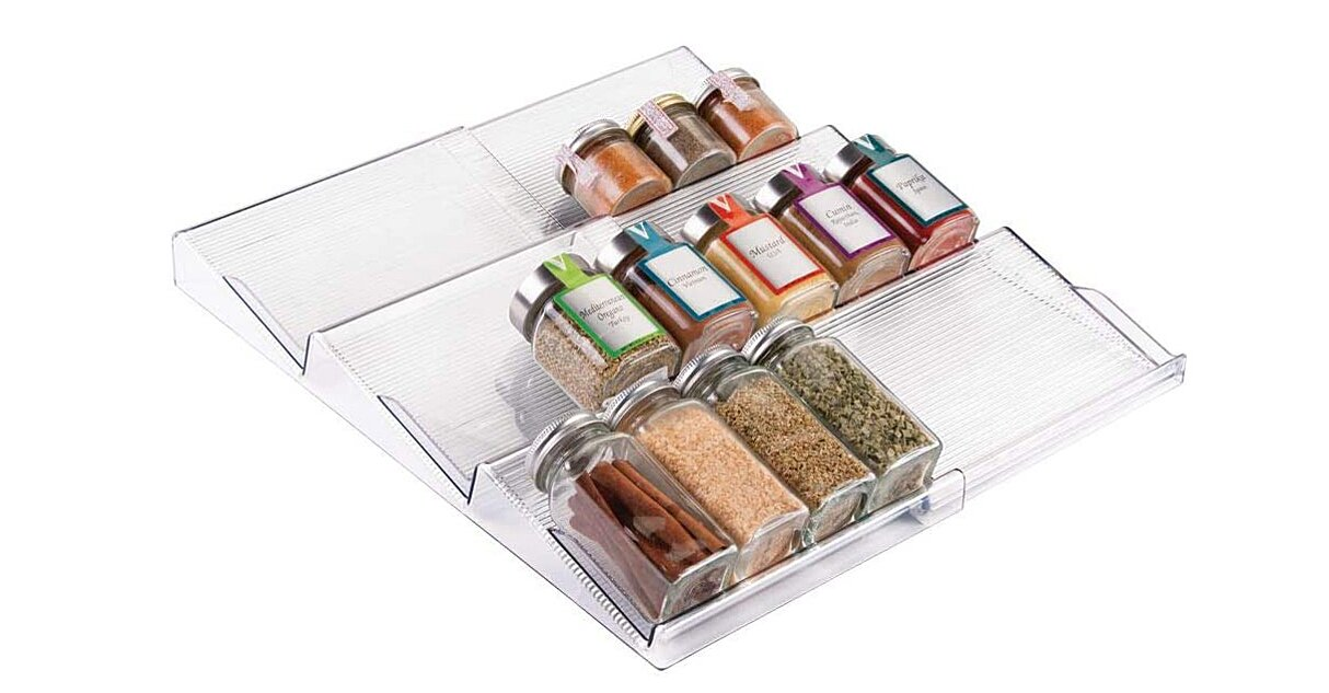 The 10 Best Storage Ideas To Keep Your Spices Neat and Organized