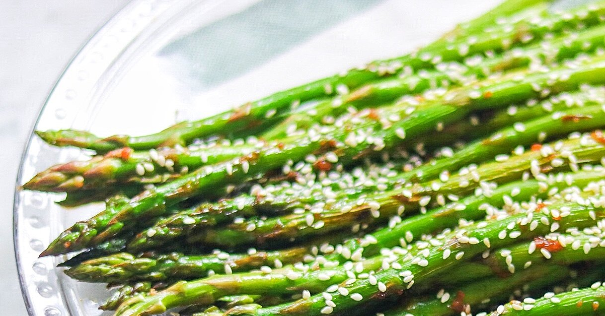 20 Grilled Asparagus Recipes