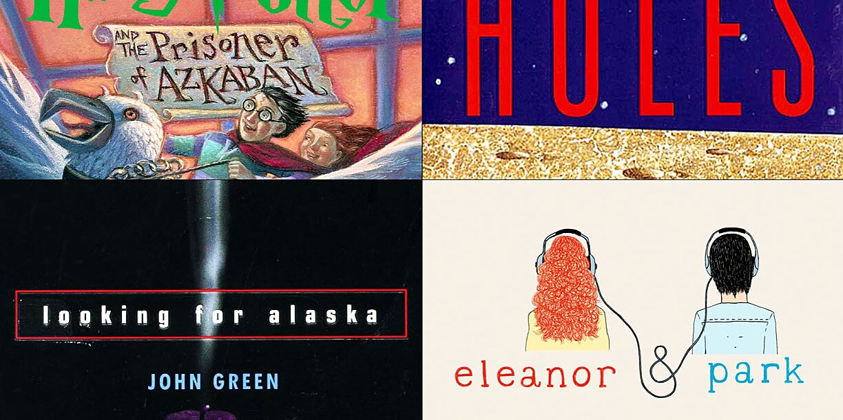 11 YA novels not just for kids