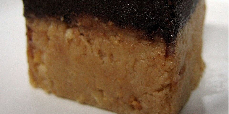 peanut butter candy bars recipe