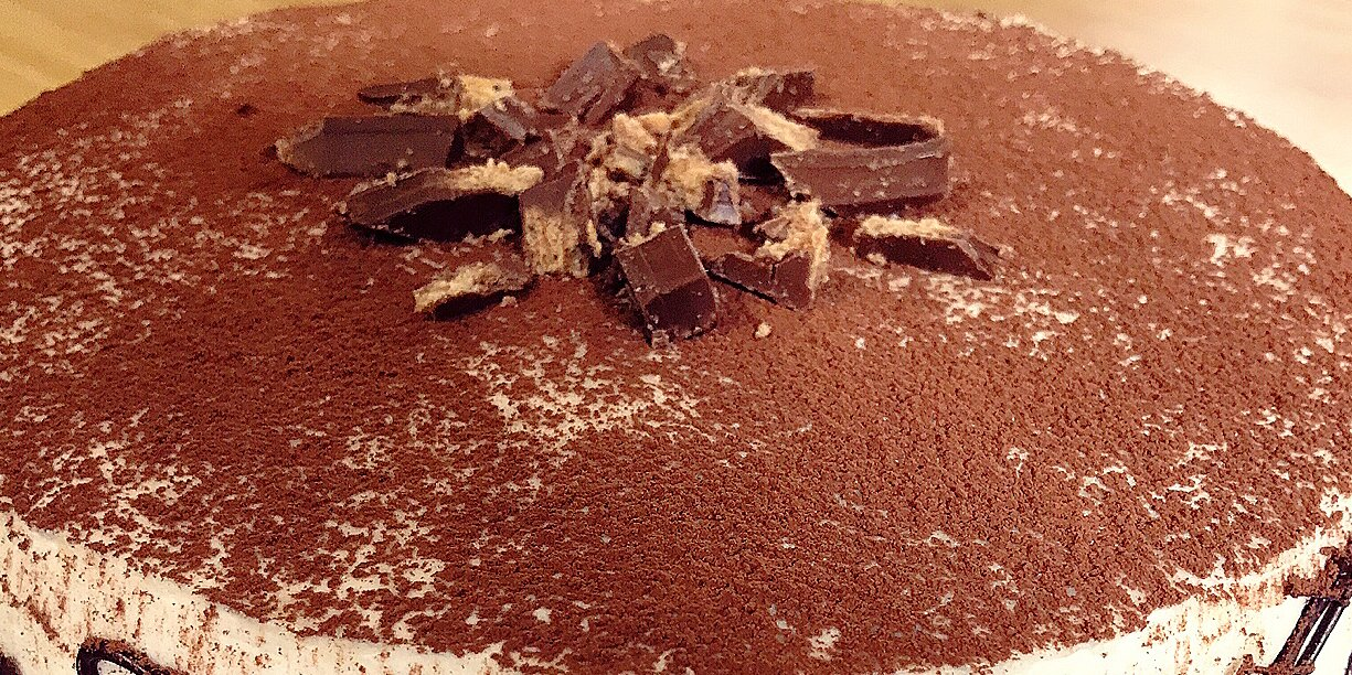 chocolate mocha cake i recipe