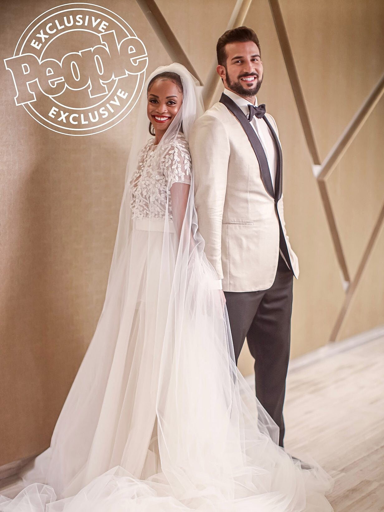 The Bachelorette Rachel Lindsay Marries Bryan Abasolo  PEOPLE.com