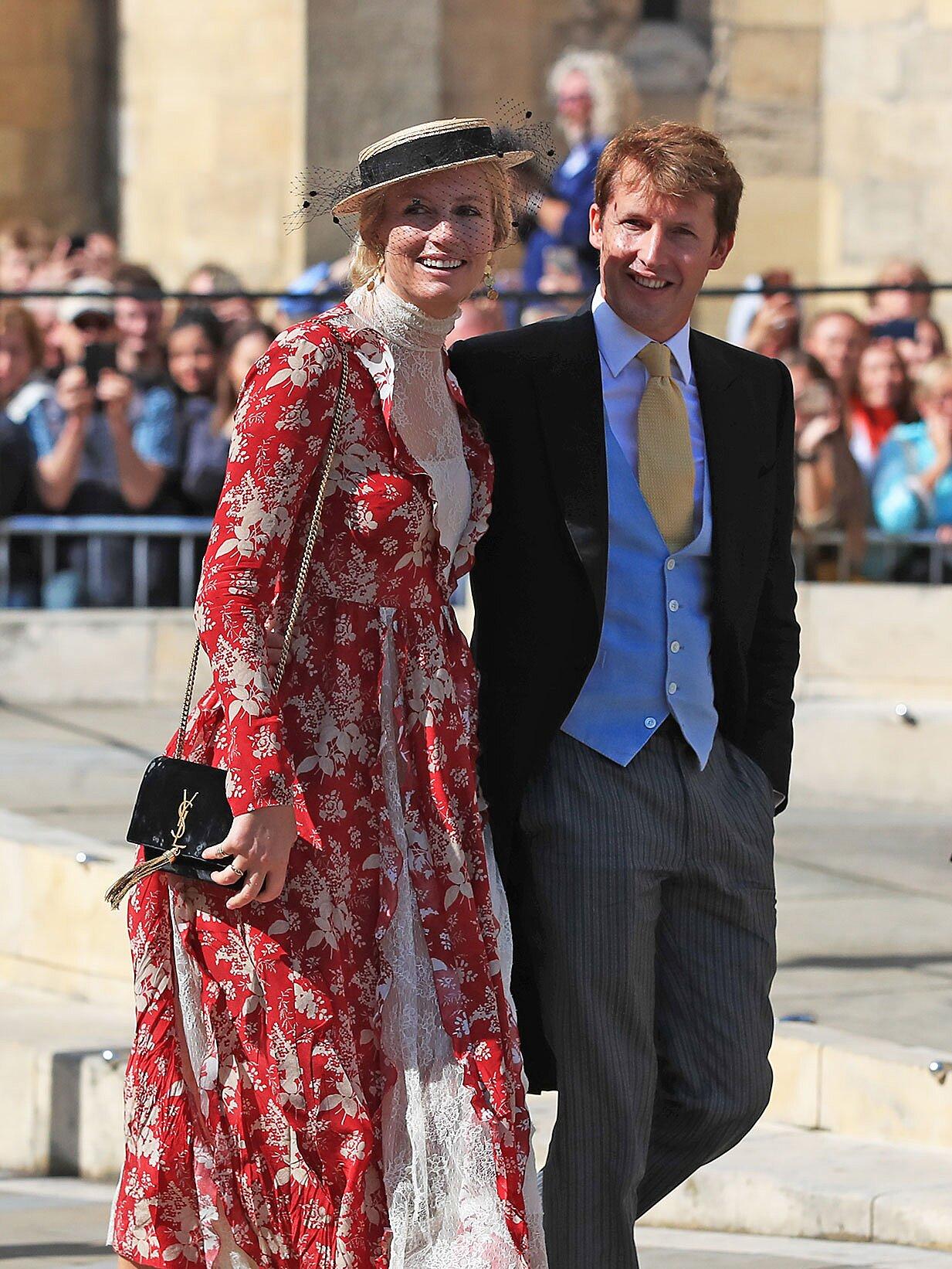 Ellie Goulding Marries Longtime Boyfriend Caspar Jopling Ew Com