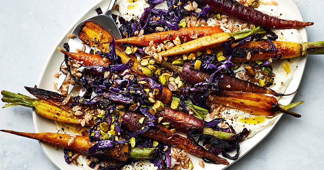12 Healthy Roasted Vegetable Recipes That Practically Cook Themselves