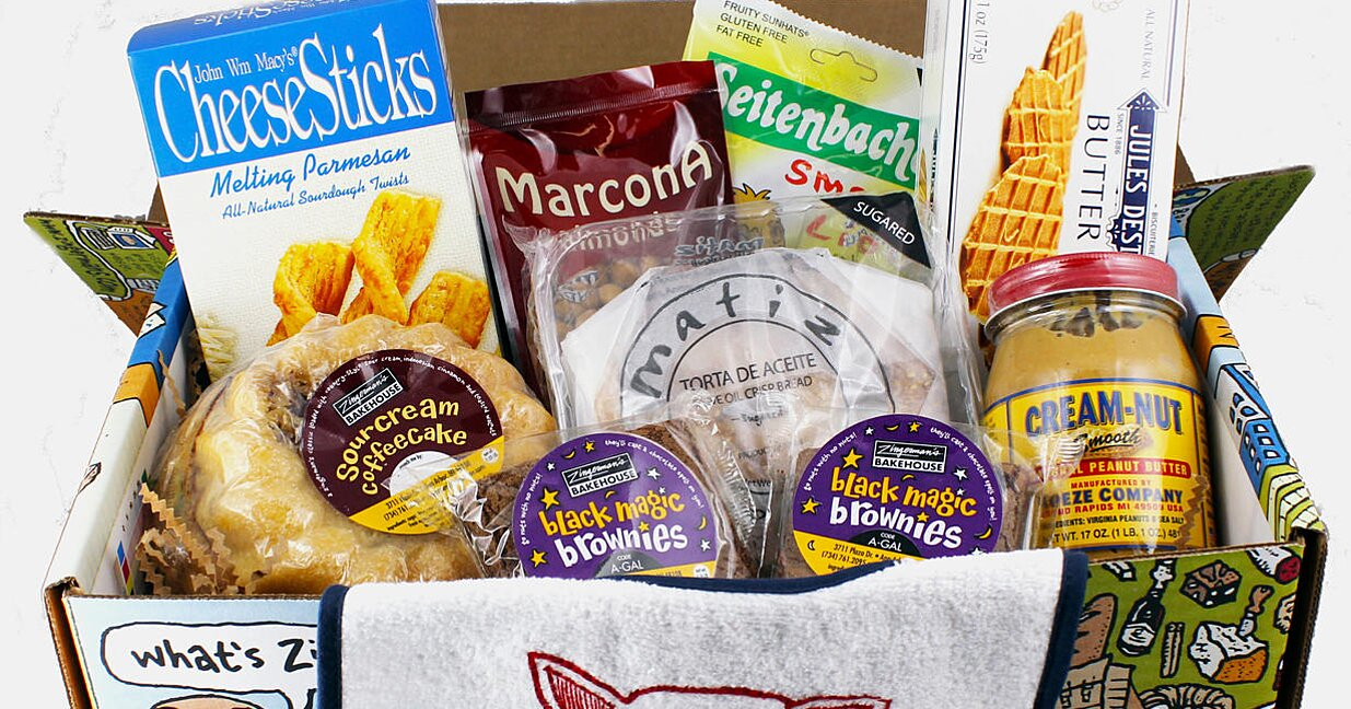 Mail Order Food Gifts For New Parents Parents
