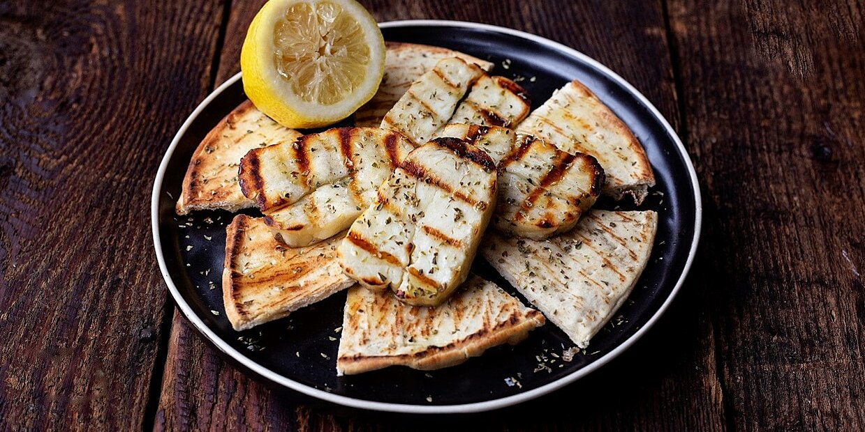 how to cook halloumi pan fry or bbq